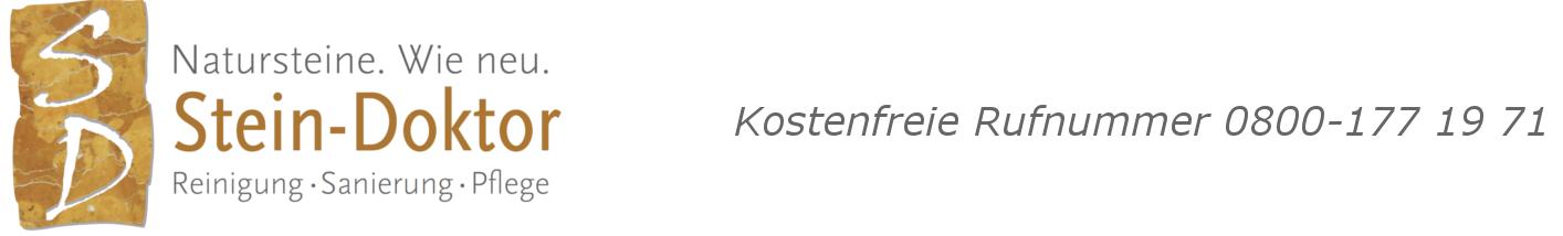 Steindoktor – Steinreinigung